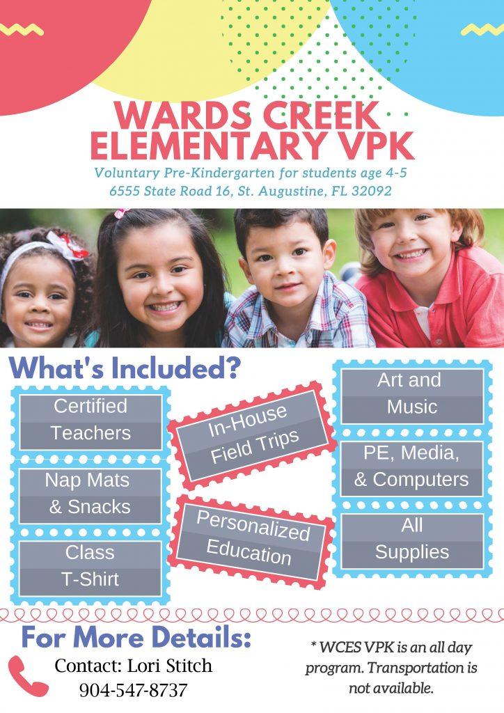 VPK Flyer